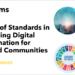 Documento de la UIT sobre el rol de las normas en la transformación digital de ciudades y comunidades