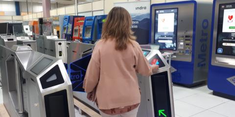 Metro de Madrid avanza en su proyecto de Estación 4.0 con un nuevo sistema de ticketing