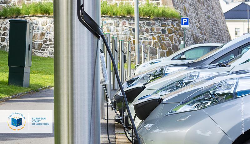 informe sobre movilidad eléctrica en la UE