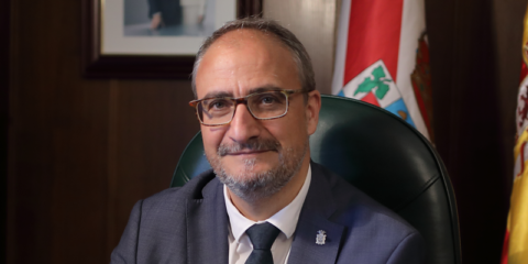 Olegario Ramón Fernández, alcalde de Ponferrada
