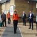 Piloto para aprovechar la energía generada por las pisadas en una estación de tren de Reino Unido