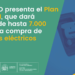 La tercera edición del Plan Moves contará con un presupuesto inicial de 400 millones de euros