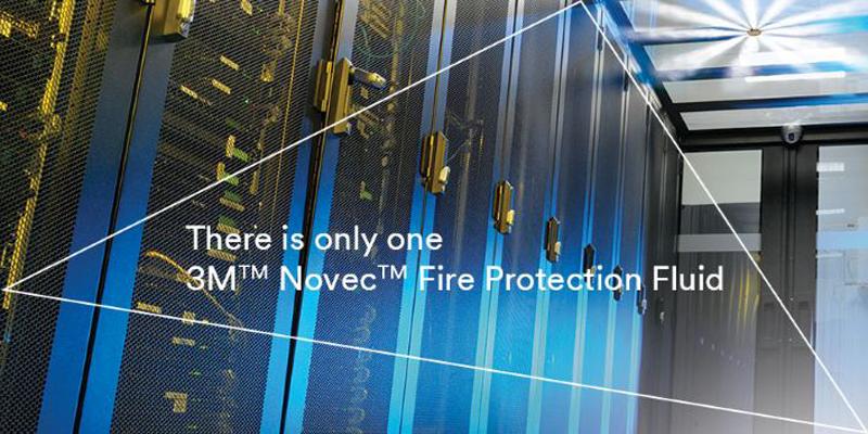 Webinar sobre el fluido de protección contra incendios 3M Novec 1230