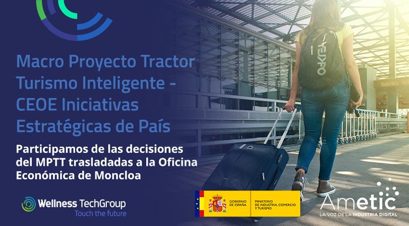 Macro Proyecto Tractor de Turismo Inteligente