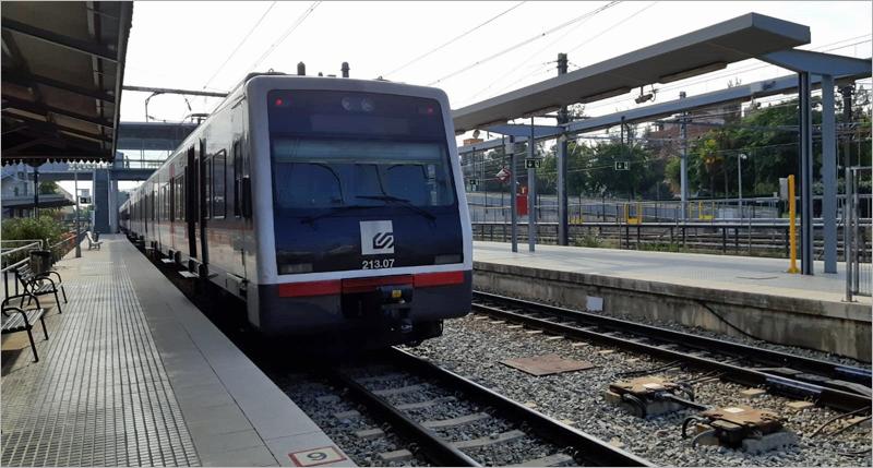 caso de uso 5G en Ferrocarrils de la Generalitat de Cataluña