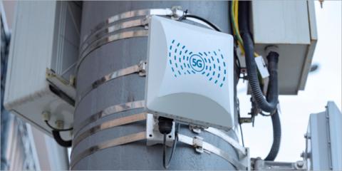 El proyecto europeo 5G-Picture demuestra las capacidades de la tecnología 5G en un entorno de ciudad inteligente en Bristol