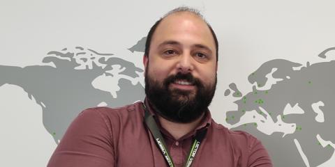 Ángel J. Martín, business development manager de Lector Vision