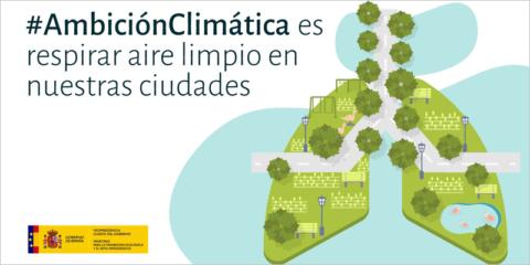 El Congreso da luz verde a la Ley de Cambio Climático y Transición Energética