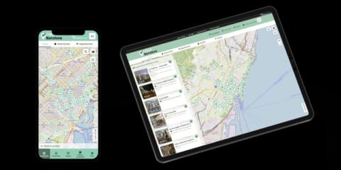 Nueva app para mejorar la gestión de los flujos de visitantes en los puntos turísticos de Barcelona
