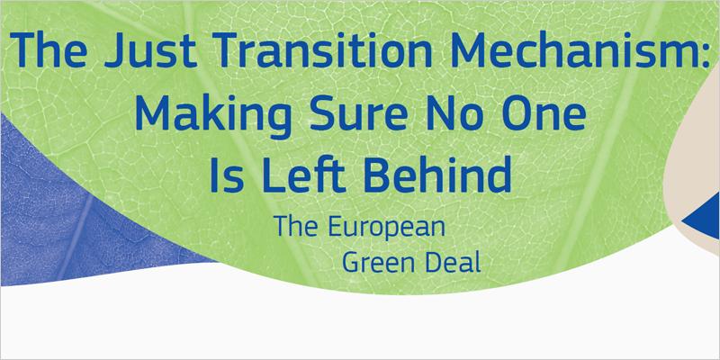 El Parlamento Europeo aprueba destinar 17.500 millones al Fondo de Transición Justa