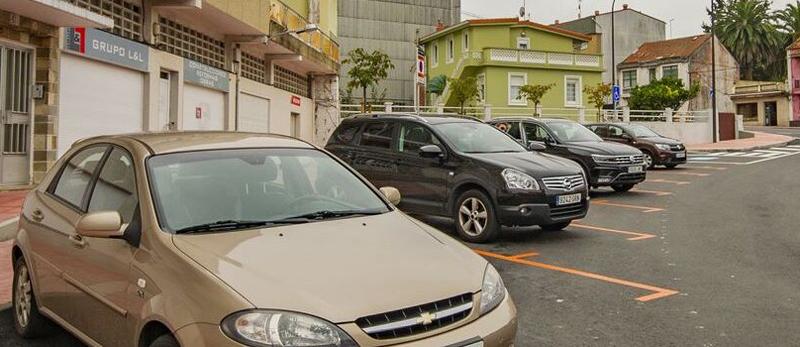 Solución para controlar las plazas de parking de tiempo limitado gratuito