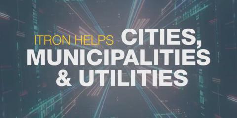 Itron contribuye a la transformación digital de las ciudades