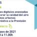Webinar sobre soluciones digitales avanzadas para mejorar la calidad del aire en las ciudades