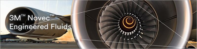 3M Novec para el sector aeroespacial