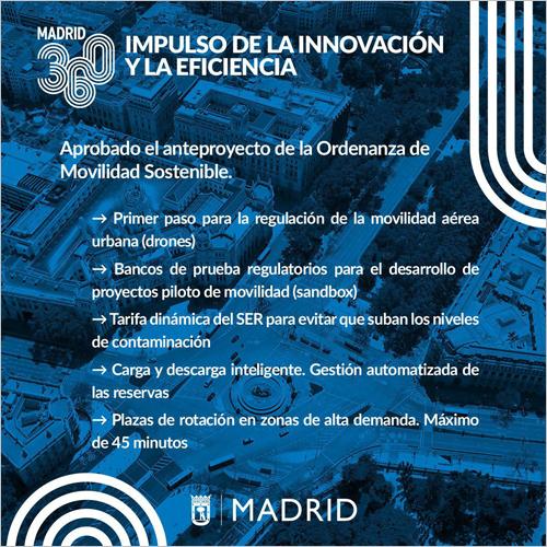 impulso de la innovación en la OMS de Madrid