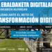 Barakaldo acogerá la jornada 'La Ciudad ante el reto de la Transformación Digital'
