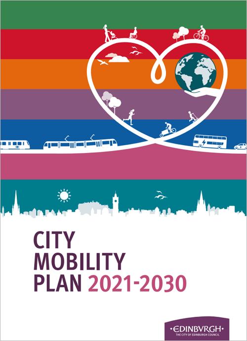 City Mobility Pla 2021-2030 de Edimburgo