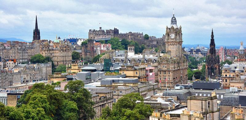 City Mobility Plan de Edimburgo