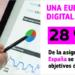 La Comisión Europea da luz verde al Plan de Recuperación español por valor de 69.500 millones