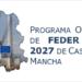 Consulta pública para diseñar la programación del fondo Feder de Castilla-La Mancha 2021-2027