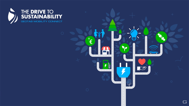 Geotab Mobility Connect: The Drive to Sustainability