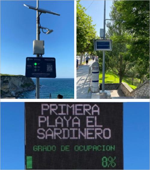 medidas de destino turístico inteligente en Santander