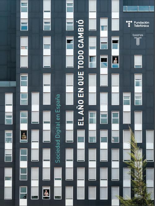 informe 'La Sociedad Digital en España 2020-2021'