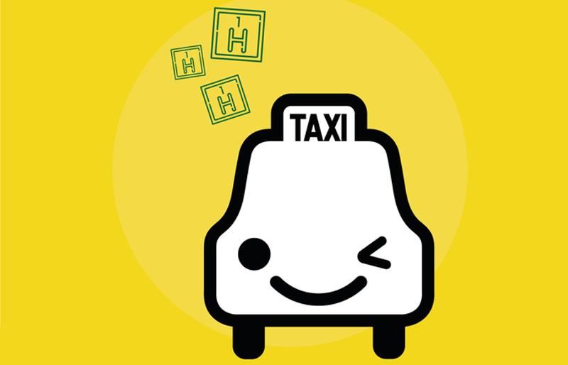 taxis a hidrógeno verde en Madrid