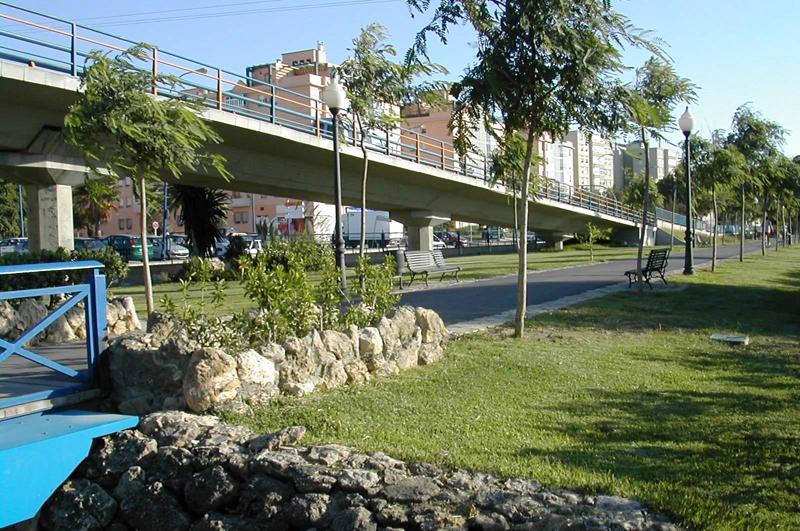 El Parque del Oeste de San Fernando