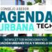 Planificación y modelo de ciudad, eje del primer newsletter del Consejo Asesor de Agenda Urbana TECH