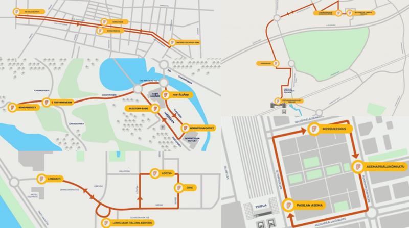 rutas del proyecto Fabulos