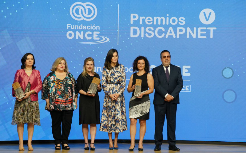 premiados Premios Discapnet 2019