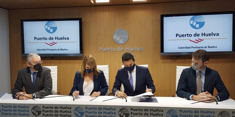 Sistem se adjudica la creación de una plataforma para la digitalización del Puerto de Huelva