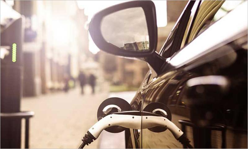 despliegue de infraestructura de recarga para vehículos eléctricos