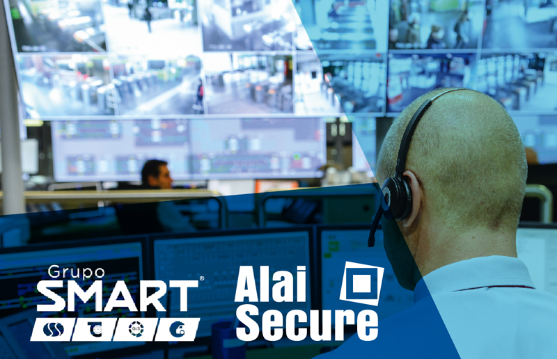 Grupo Smart incorpora la tecnología de Alai Secure