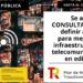 Consulta para definir las ayudas para mejorar las infraestructuras de telecomunicaciones en edificios