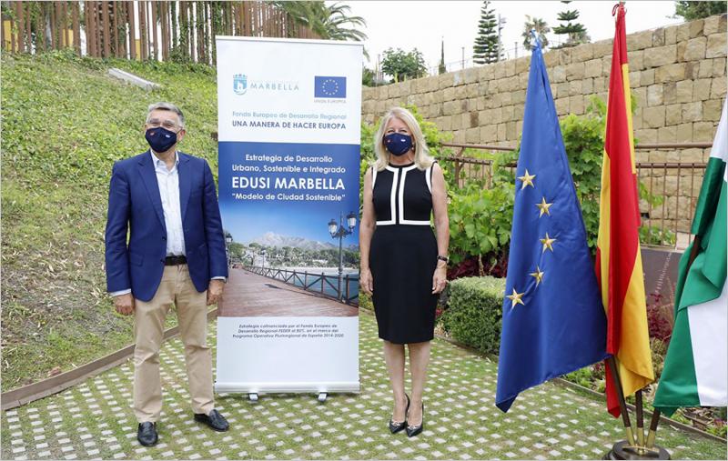 Marbella (Málaga) avanza en su EDUSI