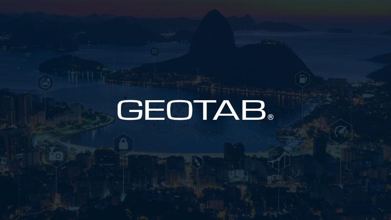 Geotab se expande a Brasil