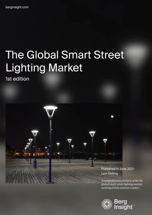 informe 'The Global Smart Street Lighting Market'