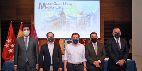 'Madrid Green Urban Mobility Lab' impulsará el desarrollo sostenible y tecnológico de la movilidad urbana