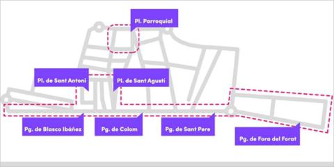 El municipio de Vinaròs estrena 21 puntos wifi de acceso gratuito en espacios públicos