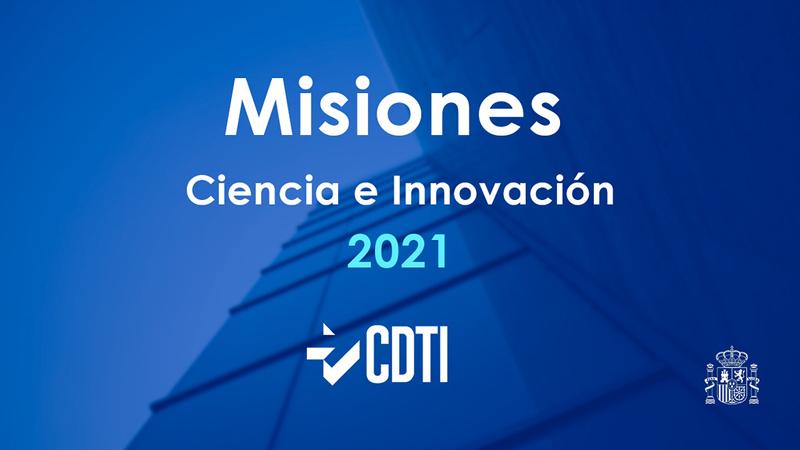 Misiones Ciencia e Innovación 2021