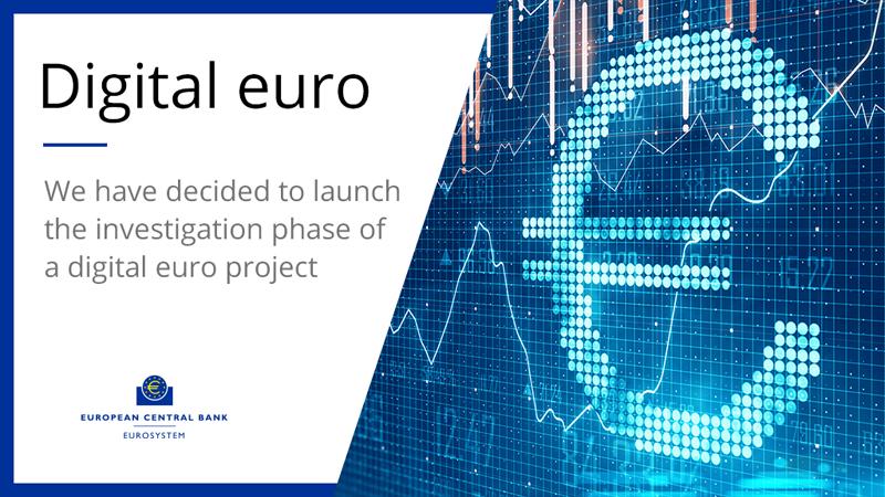 proyecto de euro digital