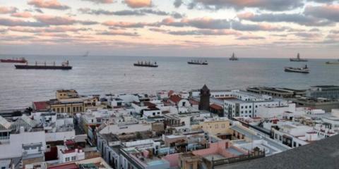 Urbiotica colabora en el proyecto de sensorización de la zona azul de Las Palmas de Gran Canaria