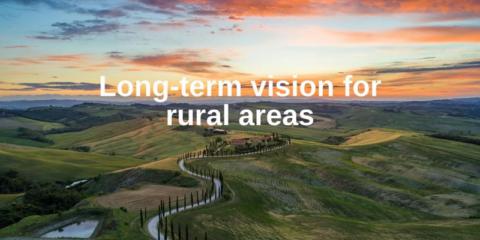 Visión a largo plazo de la Unión Europea para unas zonas rurales más conectadas, resilientes, fuertes y prósperas