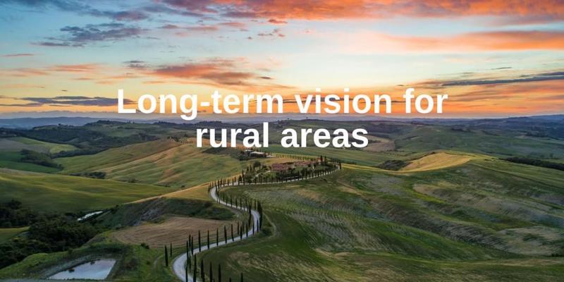 visión a largo plazo para áreas rurales