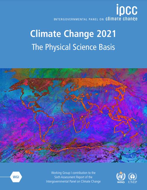 informe 'Cambio Climático 2021: Bases físicas'