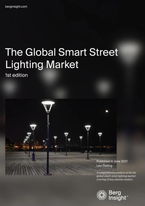 Itron, incluida en el informe Global Smart Street Lighting Market