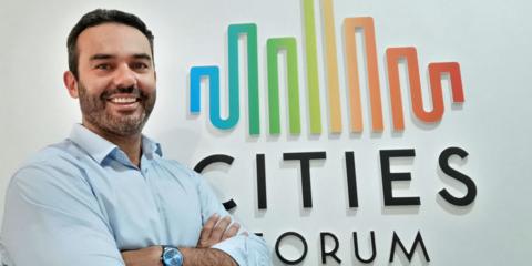 Jaime Ruiz Huescar, director de CITIES FORUM