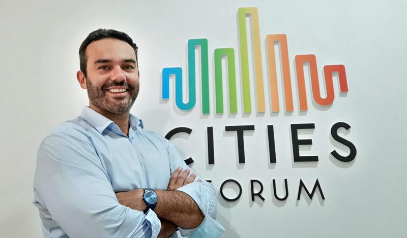 Jaime Ruiz, director de CITIES FORUM
